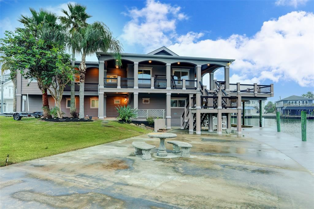 1603 E Castaway Drive, Tiki Island, TX 77554 - MLS#: 86427576
