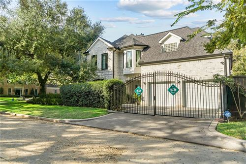 Tiny photo for 2913 West Lane Drive, Houston, TX 77027 (MLS # 5894580)