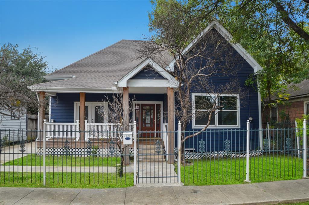 1607 Chapman Street, Houston, TX 77009 - #: 85881580
