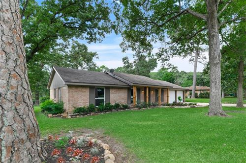Tiny photo for 215 Hillcrest Drive, Conroe, TX 77303 (MLS # 44543581)