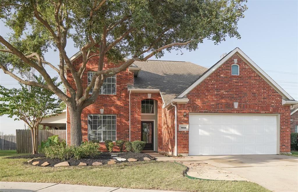 16438 Gaslamp Drive, Houston, TX 77095 - #: 18886583