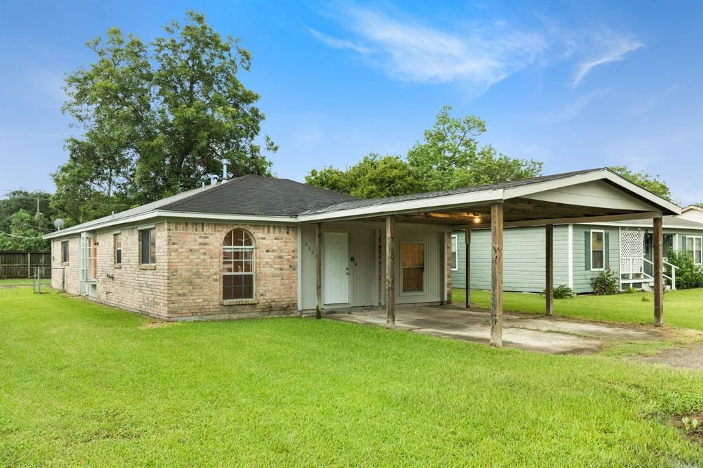 6607 S Lincoln Drive, Hitchcock, TX 77563 - MLS#: 51881584