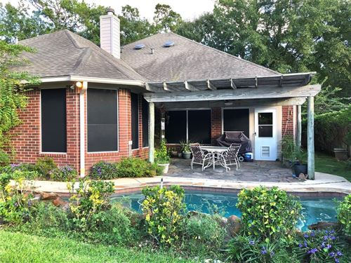 Photo of 4611 Windy Gorge Drive, Kingwood, TX 77345 (MLS # 40201588)