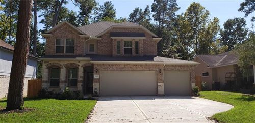 Photo of 12015 Brightwood Drive, Montgomery, TX 77356 (MLS # 43922588)