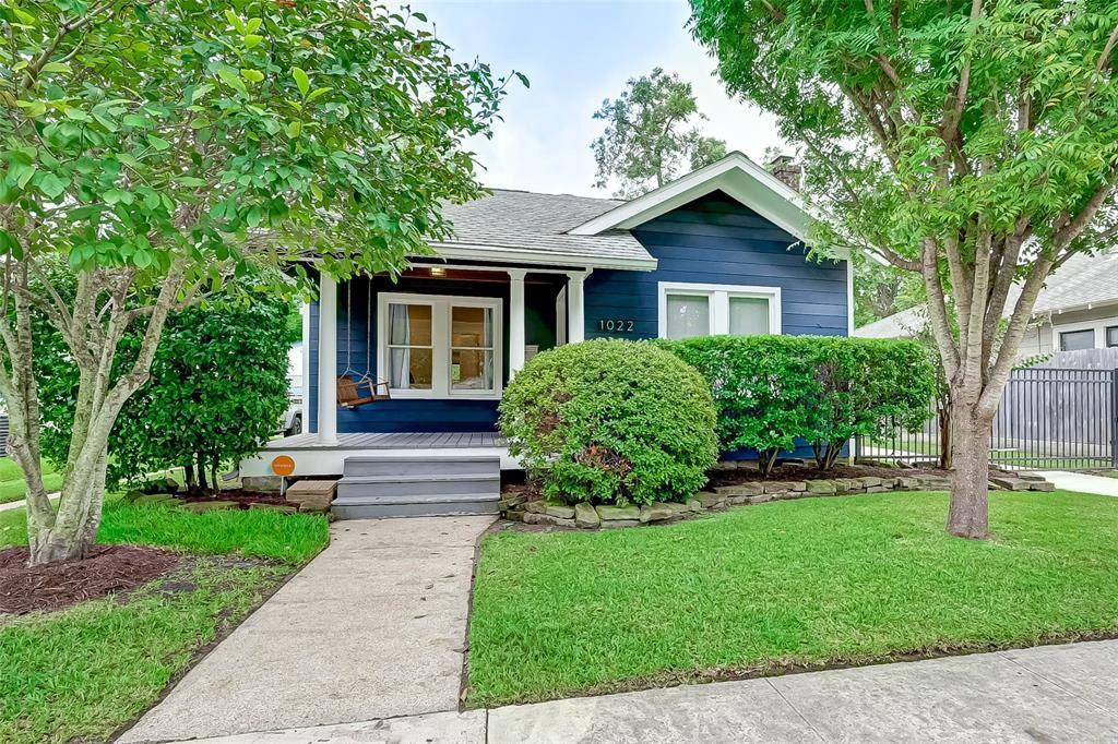 1022 Peddie Street, Houston, TX 77009 - MLS#: 61640588
