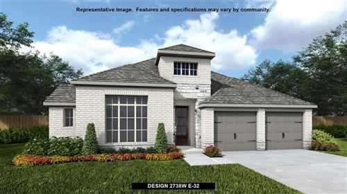 Photo of 18955 Rosewood Terrace Drive, New Caney, TX 77357 (MLS # 81654589)