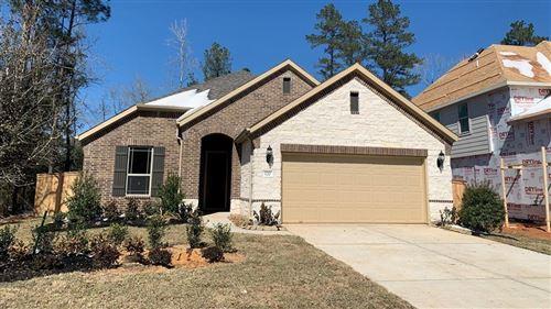Photo of 120 N Cadence Hills Loop, Willis, TX 77318 (MLS # 35283590)