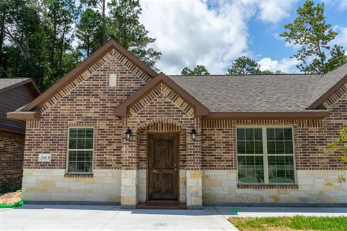 Photo of 2606 Appian Way #2548 B, New Caney, TX 77357 (MLS # 18363591)