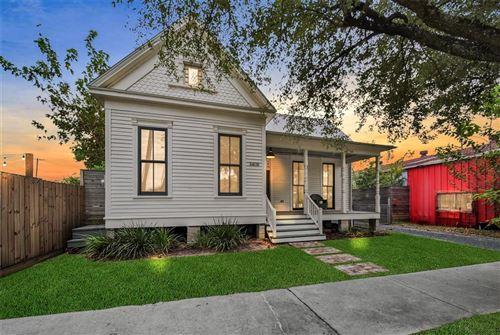 Photo of 3408 Garrow Street, Houston, TX 77003 (MLS # 31236592)