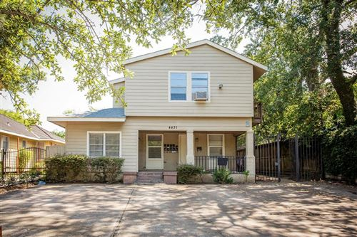 Photo of 4431 Mckinney Street #7, Houston, TX 77023 (MLS # 46392592)