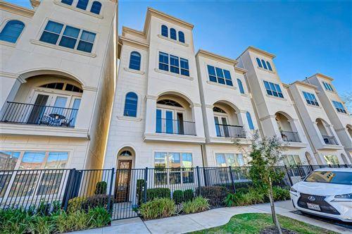 Photo of 4007 Lillian Street, Houston, TX 77007 (MLS # 44205593)