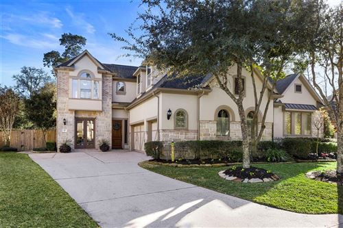 Photo of 110 S Knights Crossing Drive, The Woodlands, TX 77382 (MLS # 58224593)