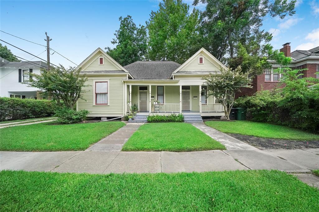 313 E 15th Street, Houston, TX 77008 - #: 22883593