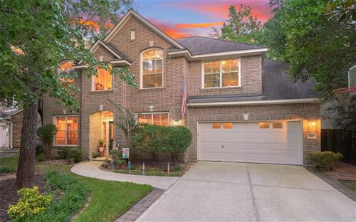 Photo of 90 N Bethany Bend Circle, The Woodlands, TX 77382 (MLS # 76419597)