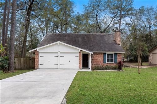 Photo of 20 Green Field Place, The Woodlands, TX 77380 (MLS # 94056597)