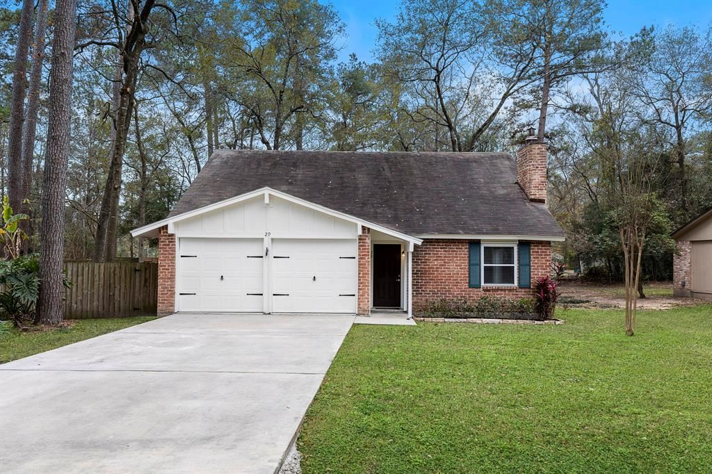 20 Green Field Place, The Woodlands, TX 77380 - #: 94056597