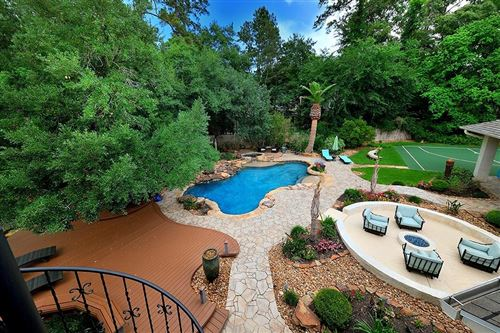 Photo of 50 Palmer Woods Drive, The Woodlands, TX 77381 (MLS # 11290598)