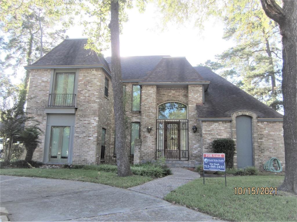 15707 Banty Falls Court, Houston, TX 77068 - MLS#: 26749599