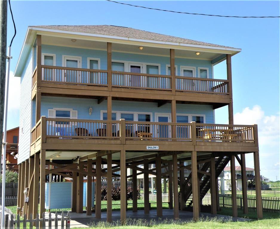 151 Ocean Shores Drive, Crystal Beach, TX 77650 - MLS#: 93263599