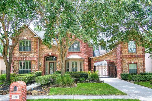 Photo of 13519 Greenwood Lakes Lane, Houston, TX 77044 (MLS # 32123603)