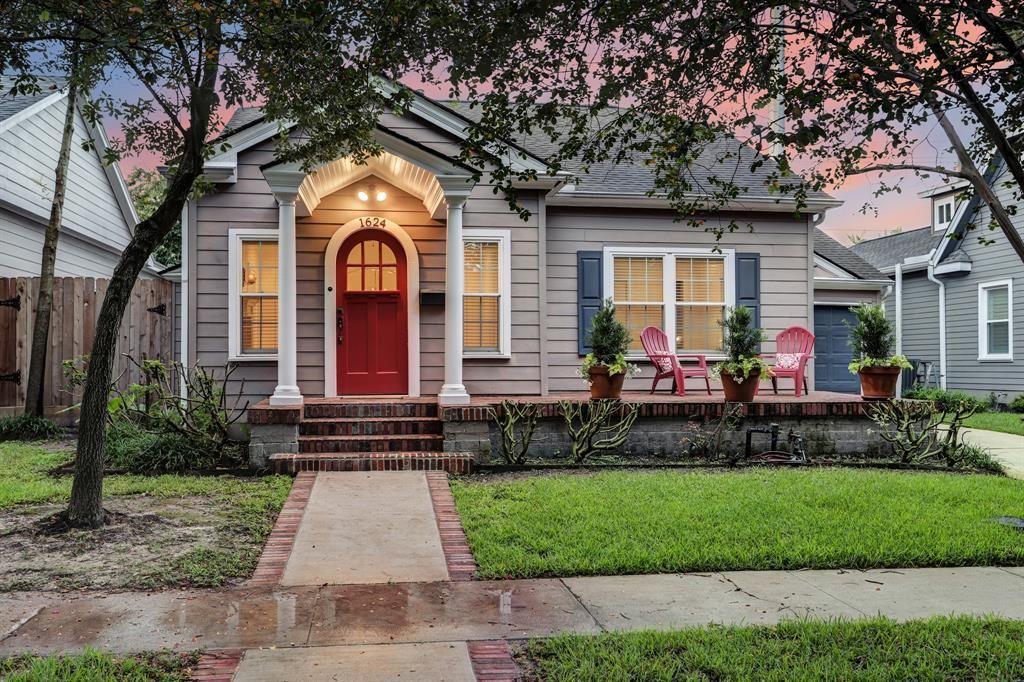 1624 Vassar Street, Houston, TX 77006 - #: 14668603