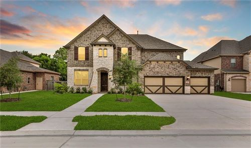 Photo of 4963 Rabb Court, Pearland, TX 77584 (MLS # 55969612)