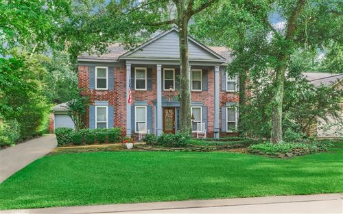 Photo of 111 S Village Knoll Circle, The Woodlands, TX 77381 (MLS # 90530613)