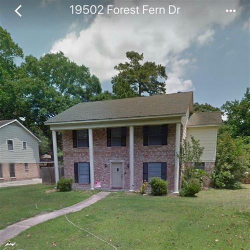 Photo of 19502 Forest Fern Drive, Humble, TX 77346 (MLS # 52718615)