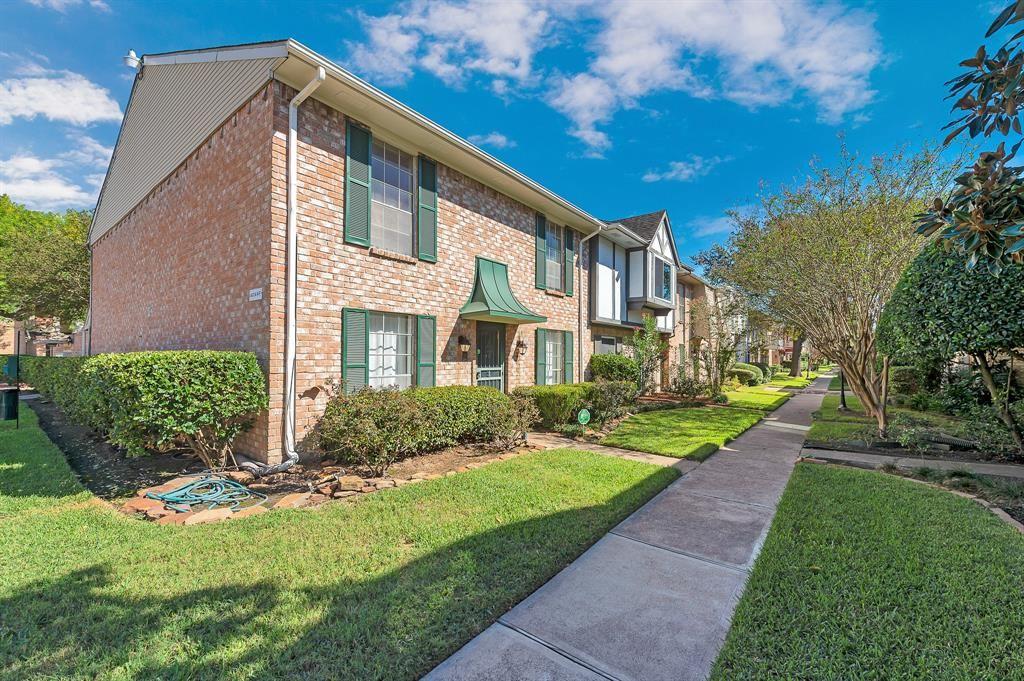 Photo for 14724 Perthshire Road #A, Houston, TX 77079 (MLS # 35857615)