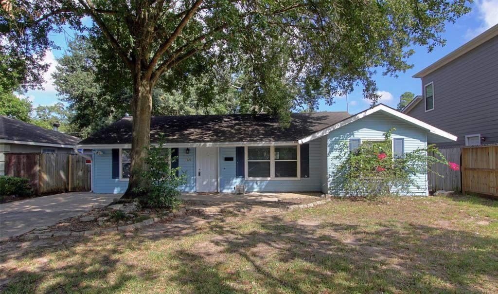 1322 Curtin Street, Houston, TX 77018 - #: 27604617