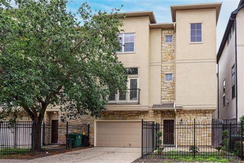 Photo of 2512 Maxroy Street, Houston, TX 77007 (MLS # 83756618)