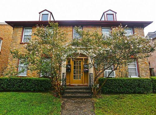 Photo of 1823 Marshall Street #B, Houston, TX 77098 (MLS # 93075618)