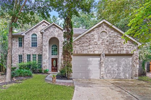 Photo of 74 N Misty Canyon Place, Conroe, TX 77385 (MLS # 17328620)