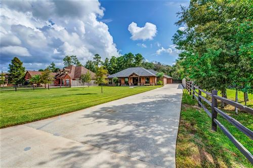 Photo of 28514 Lazy Rock Drive, Huffman, TX 77336 (MLS # 77405620)