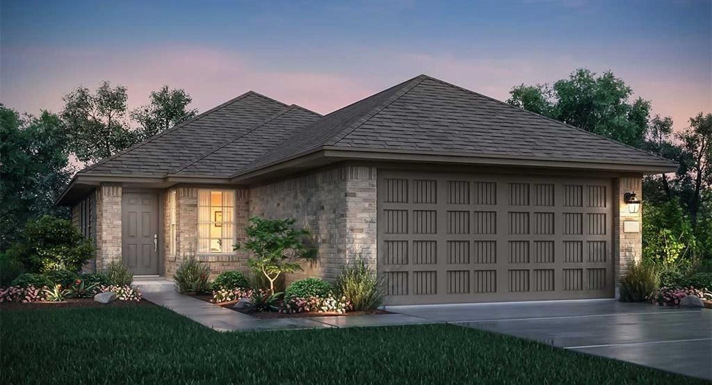 1323 Winding Willow Drive, Pinehurst, TX 77362 - MLS#: 62623620