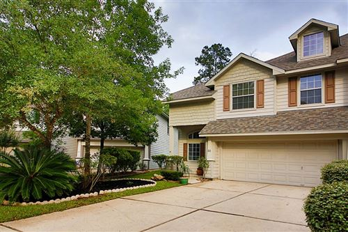 Photo of 22 Stone Arrow Place, The Woodlands, TX 77382 (MLS # 12728621)