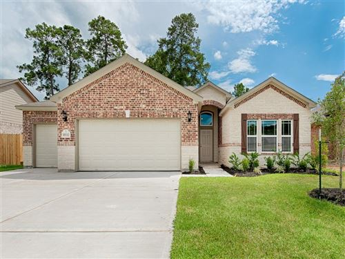 Photo of 15112 Meadow Glen S, Conroe, TX 77306 (MLS # 47317621)