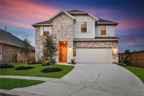 Photo of 1204 Sandstone Hills Drive, Montgomery, TX 77316 (MLS # 13592622)