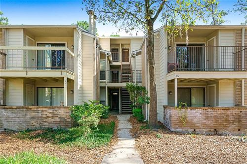 Photo of 3500 Tangle Brush Drive #63, The Woodlands, TX 77381 (MLS # 16983622)