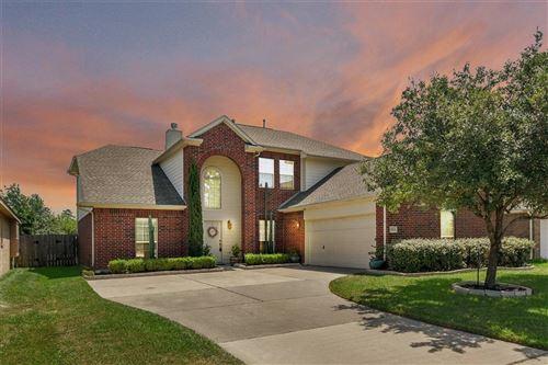 Photo of 18014 Memorial Falls Drive, Tomball, TX 77375 (MLS # 64388623)