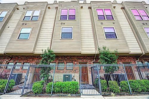 Photo of 3950 Floyd Street #20, Houston, TX 77007 (MLS # 89764623)