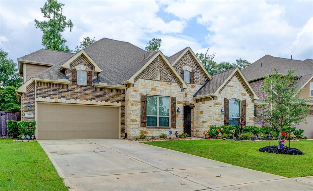 23419 Elmwood Bend Lane, New Caney, TX 77357 - #: 88180627
