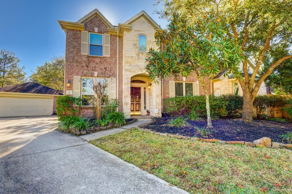 7 Ryanwyck Place, The Woodlands, TX 77384 - MLS#: 66946630