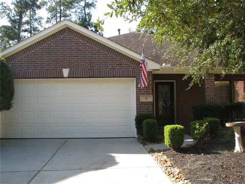 Photo of 11 Ebony Oaks Place, The Woodlands, TX 77382 (MLS # 34803631)
