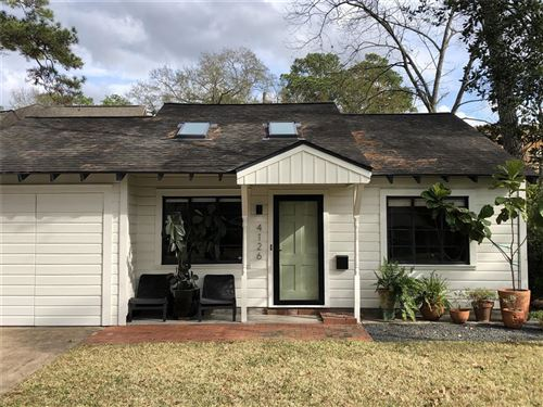 Photo of 4126 Apollo Street, Houston, TX 77018 (MLS # 64277631)