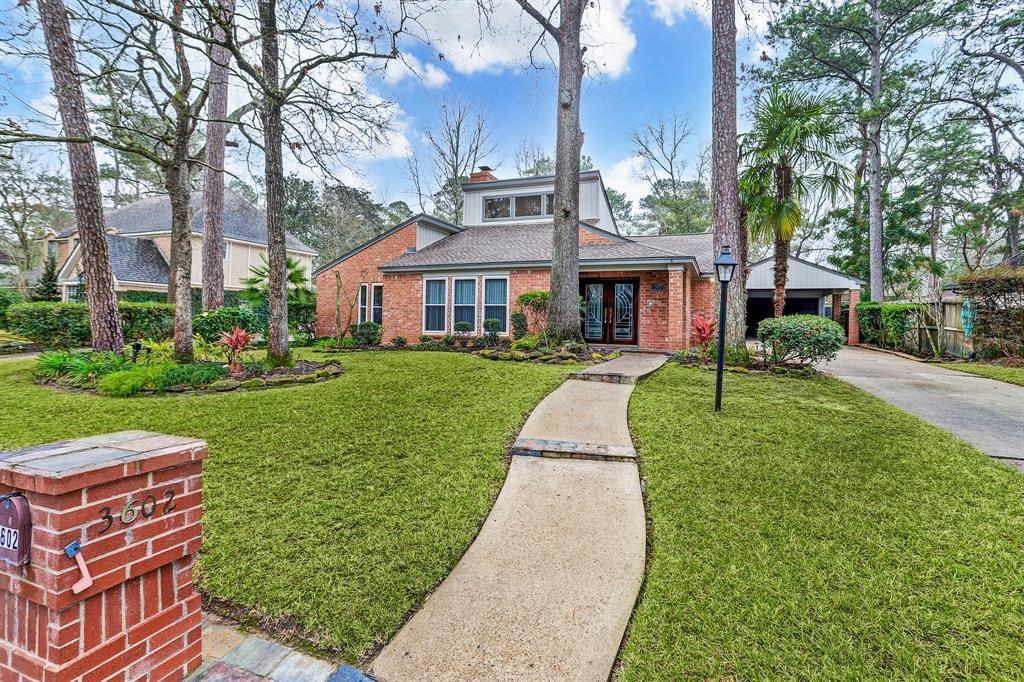 3602 Oak Gardens Drive, Kingwood, TX 77339 - #: 34647632