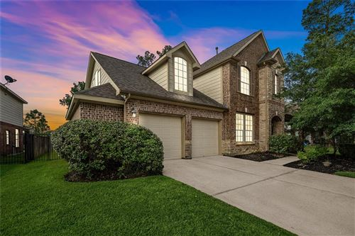 Photo of 79 W Arbor Camp Circle, The Woodlands, TX 77389 (MLS # 70036634)