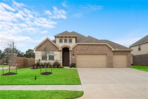 Photo of 3216 Parker Drive, Pearland, TX 77584 (MLS # 97743634)