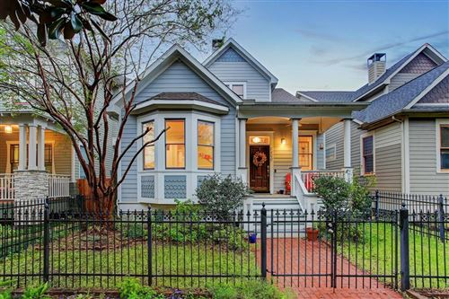 Photo of 1227 Rutland Street, Houston, TX 77008 (MLS # 37248636)