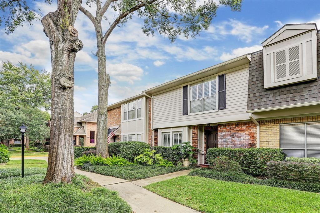 727 Bunker Hill Road #11, Houston, TX 77024 - MLS#: 94851636